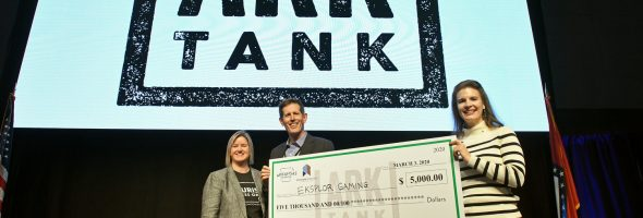 Eksplor Wins 2nd Annual Ark Tank Competition
